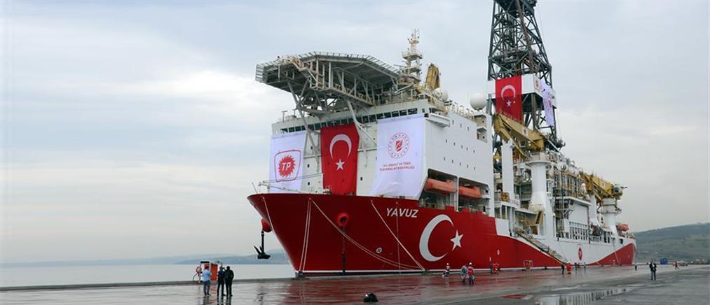 Άγκυρα: Θα συνεχίσουμε τις γεωτρήσεις μας στην Ανατολική Μεσόγειο