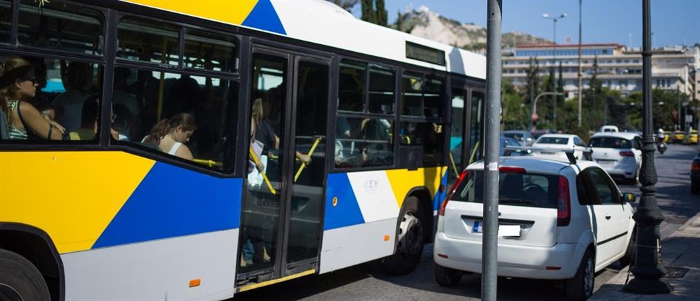 Στάσεις εργασίας στα λεωφορεία