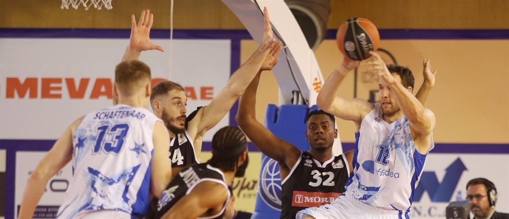 """""""Έσπασε το ρόδι"""" ο Ιωνικός στην Basket League"""