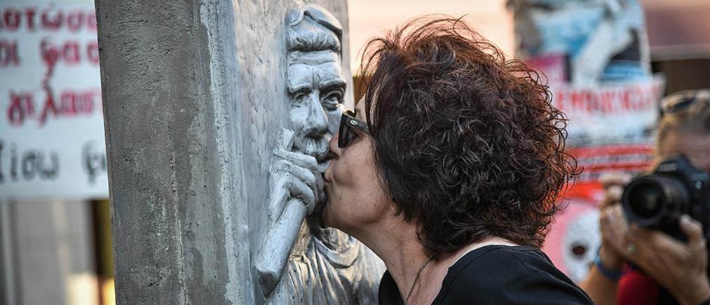 Συγκλονίζει η Μάγδα Φύσσα: Κάθε βράδυ περιμένω τον Παύλο να γυρίσει σπίτι