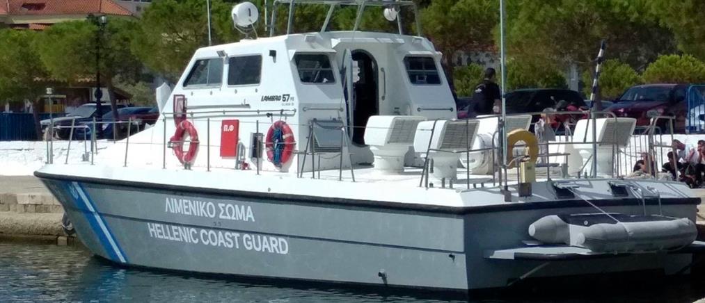 Σκύρος: Ανυπόμονο μωρό γεννήθηκε σε σκάφος του Λιμενικού