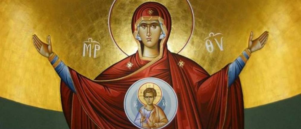 Η Ακολουθία των Χαιρετισμών και η Θεία Λειτουργία στον ΑΝΤ1