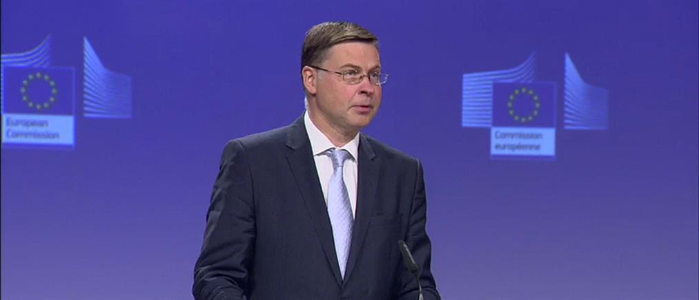 Ντομπρόβσκις: υπάρχει πρόοδος αλλά απέχουμε από τη συμφωνία
