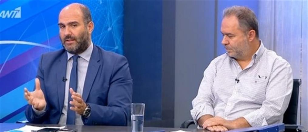 """ΣΥΡΙΖΑ: να τιμωρηθεί ο Δημήτρης Μαρκόπουλος για το """"αίμα στα Εξάρχεια"""" (βίντεο)"""