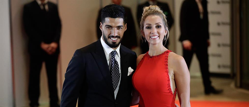 Ο Σουάρες παντρεύτηκε την…γυναίκα του