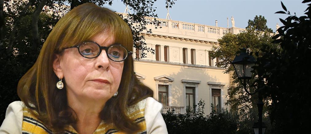 Αικατερίνη Σακελλαροπούλου: ματαιώθηκε η τελετή συγχαρητηρίων λόγω κορονοϊού