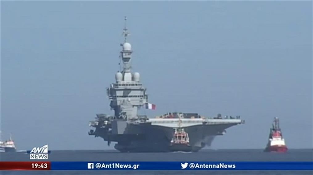 Σε «εγρήγορση» για το νέο τουρκικό «χτύπημα» στην ανατολική Μεσόγειο