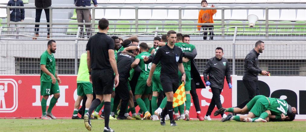 """Κύπελλο Ελλάδος: Λεβαδειακός και Αναγέννηση Καρδίτσα στους """"16"""""""