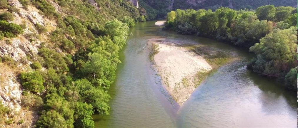 Θρίλερ με πτώμα στον ποταμό Νέστο