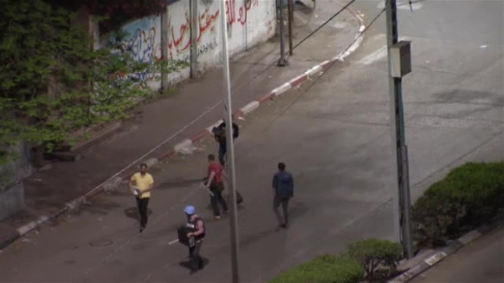 Ισραηλινή επιδρομή στη Γάζα