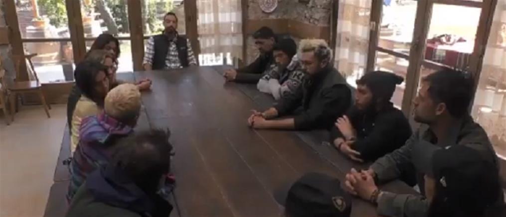 """""""Η Φάρμα"""": ?ο νέος αρχηγός, η αποστολή και οι εντάσεις (βίντεο)"""