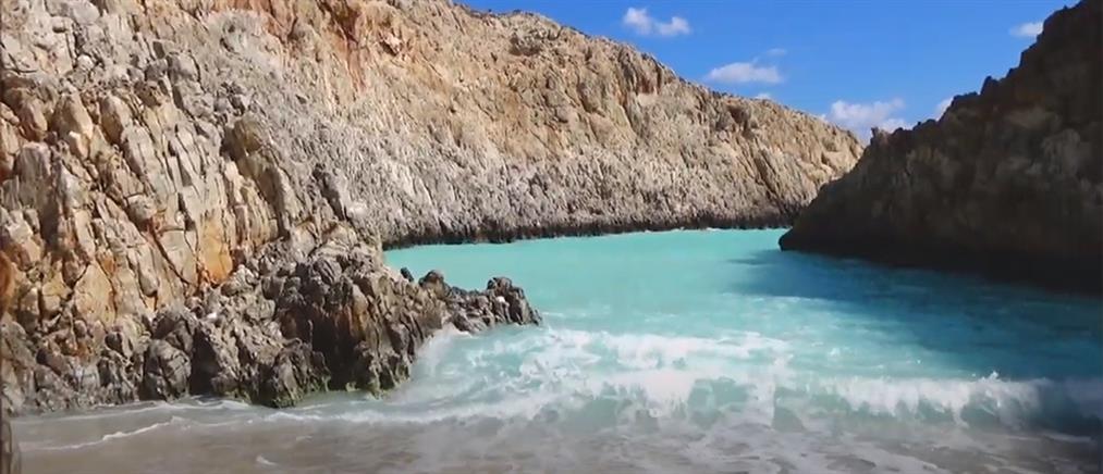 Θρίλερ με την πτώση νεαρού από τα βράχια παραλίας