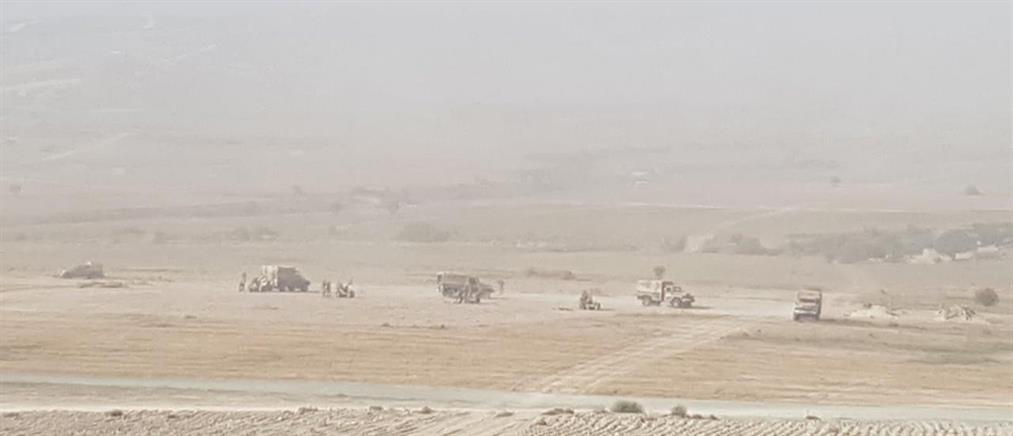 """""""Ατσάλινο βέλος"""": ελληνικά F-16 στον ουρανό της Κύπρου (εικόνες)"""