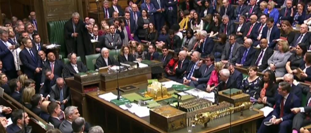 Παράταση του Brexit εξετάζει η πρόεδρος της Βουλής