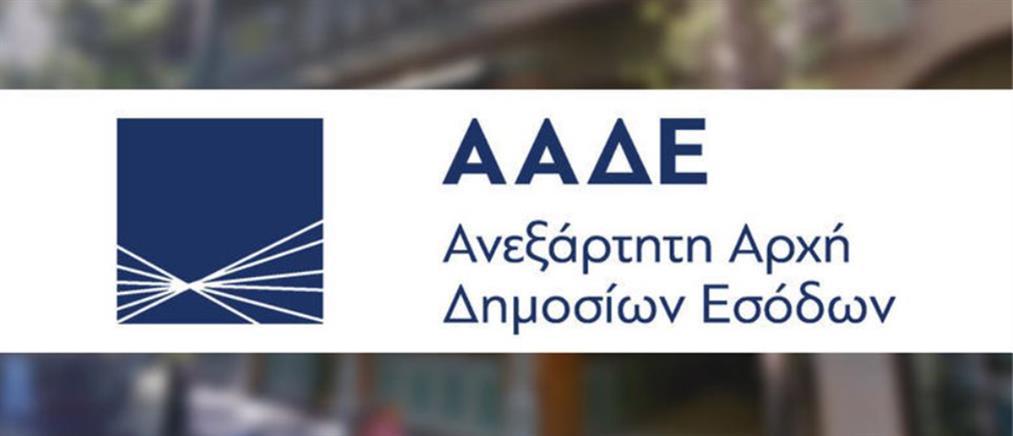 ΑΑΔΕ: Έλεγχοι κατά προτεραιότητα σε φορολογικές υποθέσεις