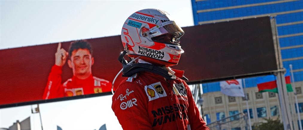 Formula 1: Ο Λεκλέρ στην pole position