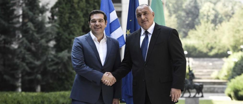 Τσίπρας: Πόλοι σταθερότητας στα Βαλκάνια η Ελλάδα και η Βουλγαρία