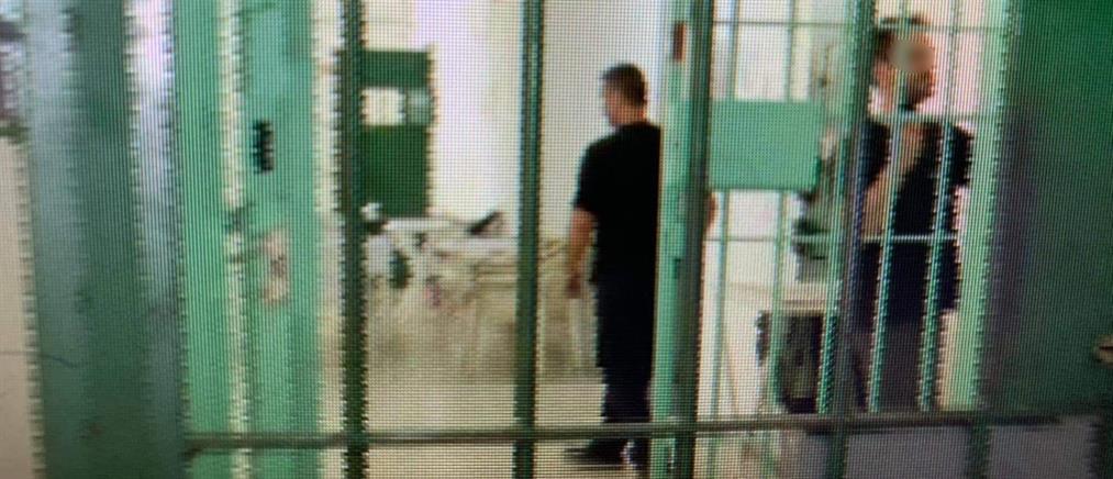 Γλυκά Νερά - Μπάμπης Αναγνωστόπουλος: διαψεύσεις από τη φυλακή μέσω ΑΝΤ1 (βίντεο)