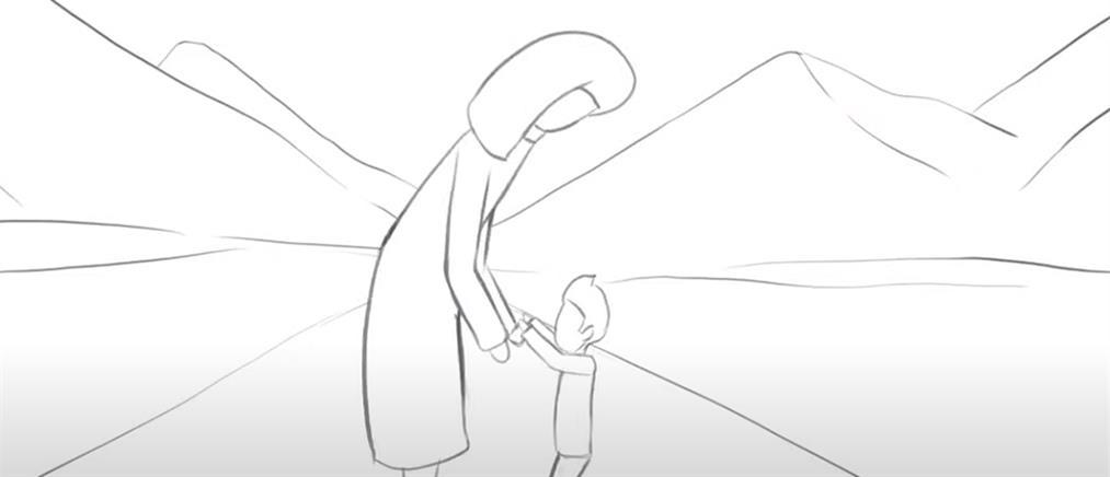 Γιορτή της Μητέρας: ένα τραγούδι για τη μάνα με 5.000 εικόνες animation (βίντεο)