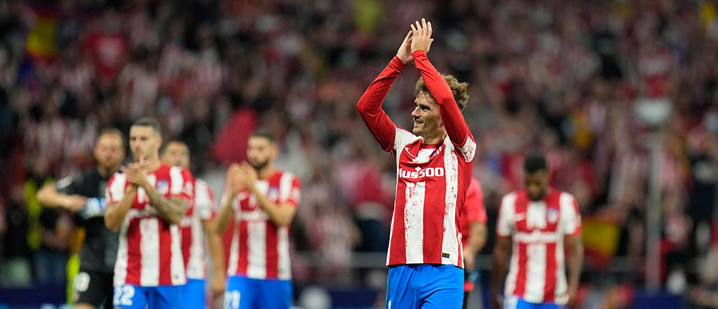 Η Ατλέτικο Μαδρίτης ξεπέρασε το εμπόδιο της Μπαρτσελόνα