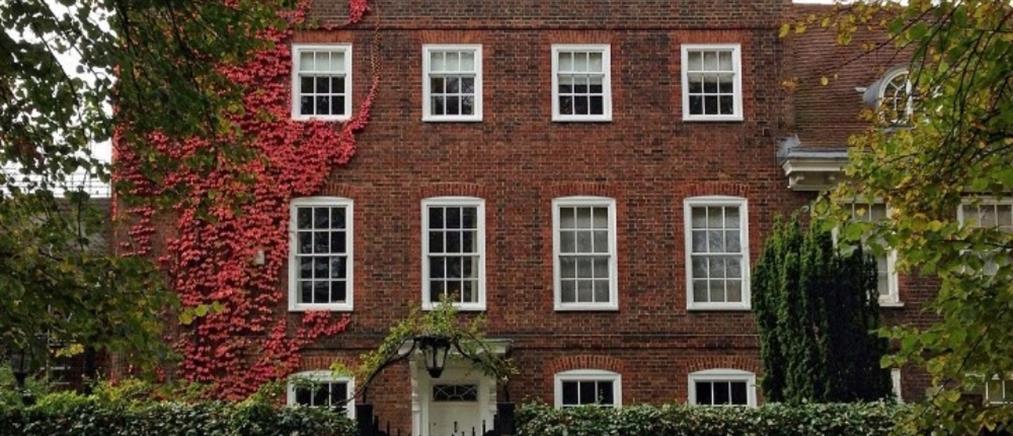 Πόσο πουλήθηκε το σπίτι του Τζορτζ Μάικλ στο Λονδίνο