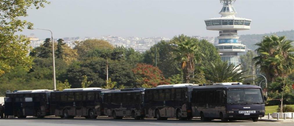 """ΔΕΘ: """"Φρούριο"""" η Θεσσαλονίκη - Επί ποδός χιλιάδες αστυνομικοί"""