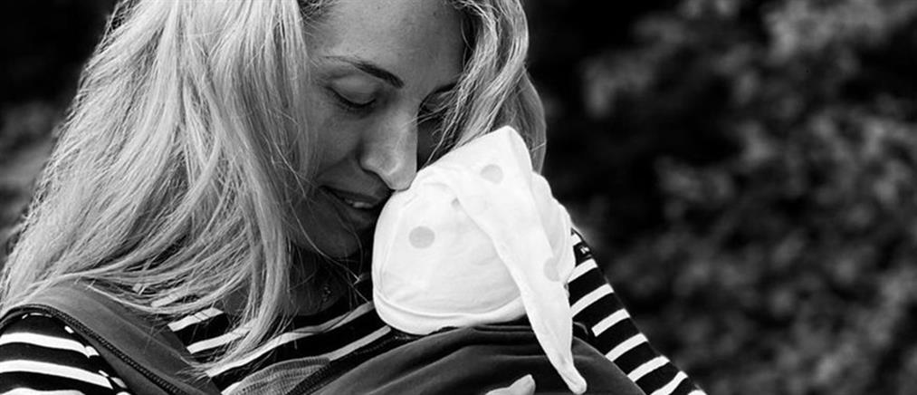 Μαρία Ηλιάκη: Καλημέρισε τους followers της με ένα τρυφερό βίντεο της κόρης της