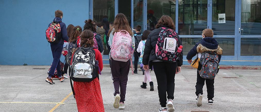 Πελώνη: πότε θα ανοίξουν τα σχολεία