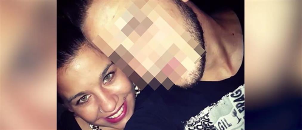Τελευταίο αντίο στην 24χρονη που δολοφονήθηκε από τον σύζυγό της