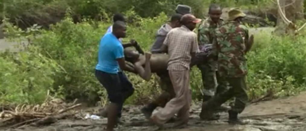 Μετά τον κορονοϊό και φονικές πλημμύρες στην Κένυα (εικόνες)