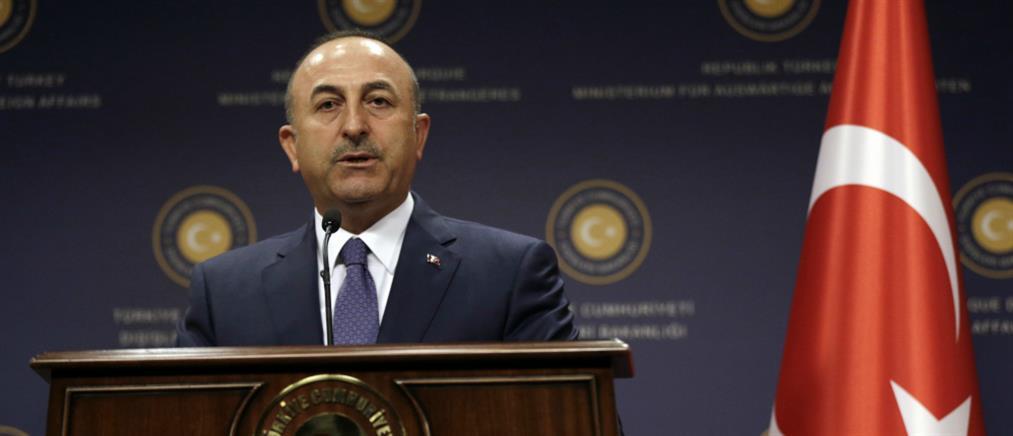 Τσαβούσογλου: Έτοιμη η Τουρκία να εξομαλύνει τις σχέσεις της με την Γαλλία