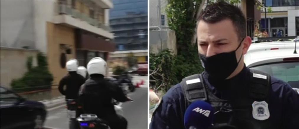 """Παλαιό Φάληρο: Αστυνομικοί περιγράφουν στον ΑΝΤ1 τον """"αγώνα δρόμου"""" για 4χρονο ασθενή (βίντεο)"""