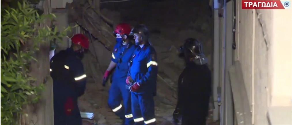 Ο ΑΝΤ1 στην Σάμο: μαρτυρία για τα παιδιά που σκοτώθηκαν από πτώση τοίχου (βίντεο)