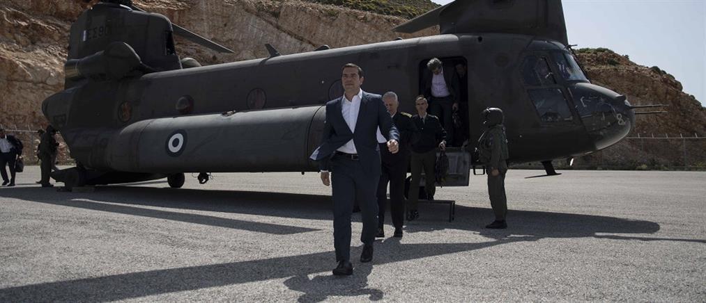 Νέα πρόκληση της Άγκυρας: ζήτησε σχέδιο πτήσης για το ταξίδι Τσίπρα στη Ρόδο