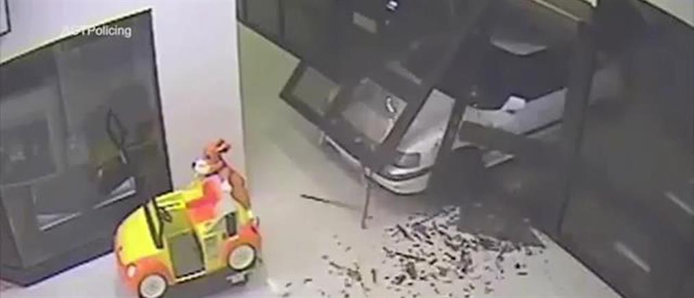 Κινηματογραφική ληστεία σε κοσμηματοπωλείο στην Αυστραλία