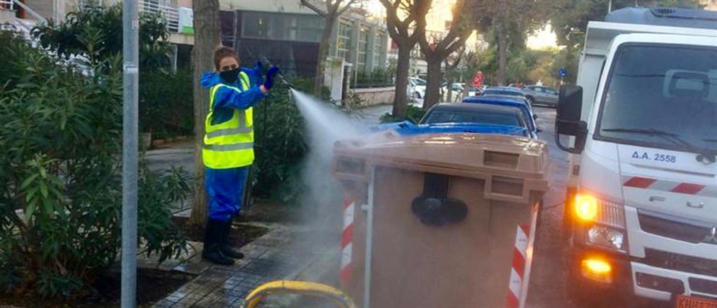 Δήμος Αθηναίων: νέα δεδομένα στην καθαριότητα τις Κυριακές (εικόνες)
