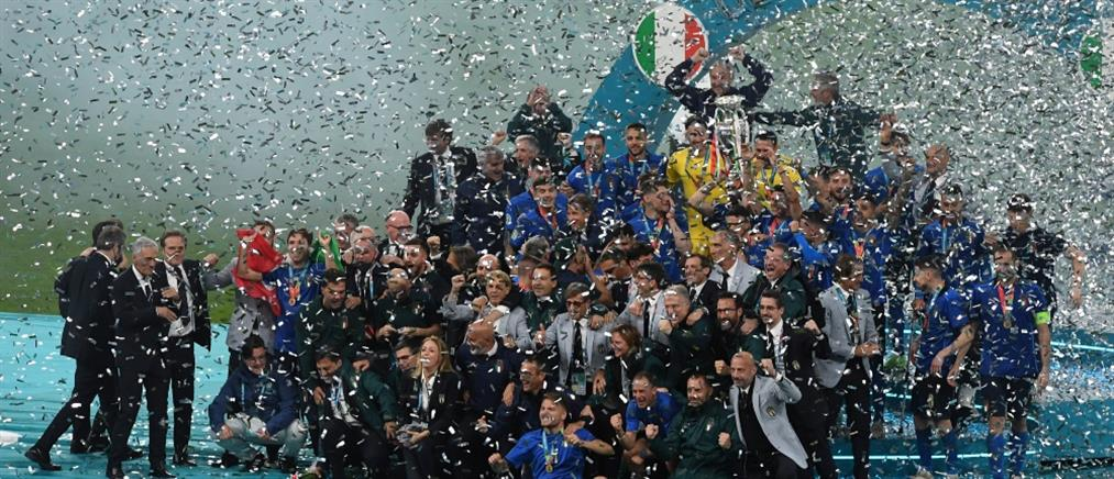 Τελικός Euro 2020: η Ιταλία νικήτρια στα πέναλτι