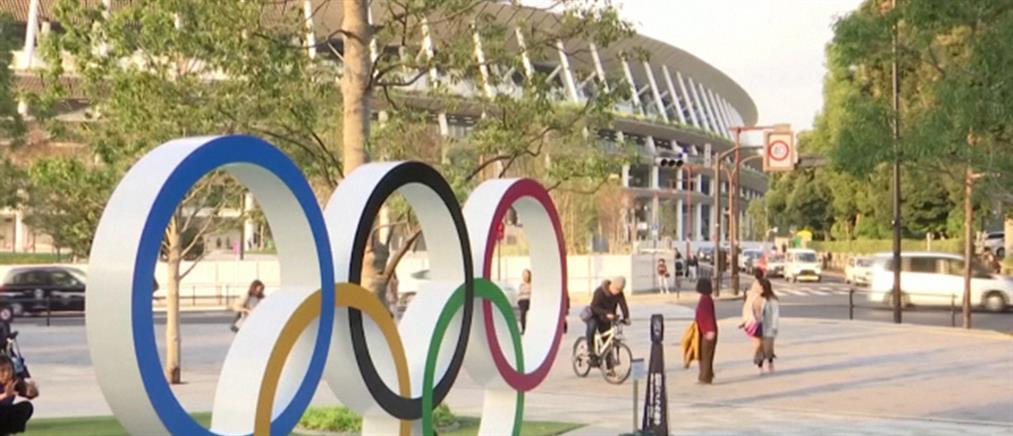 Το Ολυμπιακό Στάδιο του Τόκιο (βίντεο)