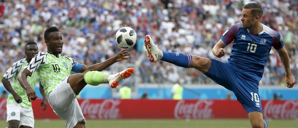 Μουντιάλ 2018: Σπουδαία νίκη για τη Νιγηρία