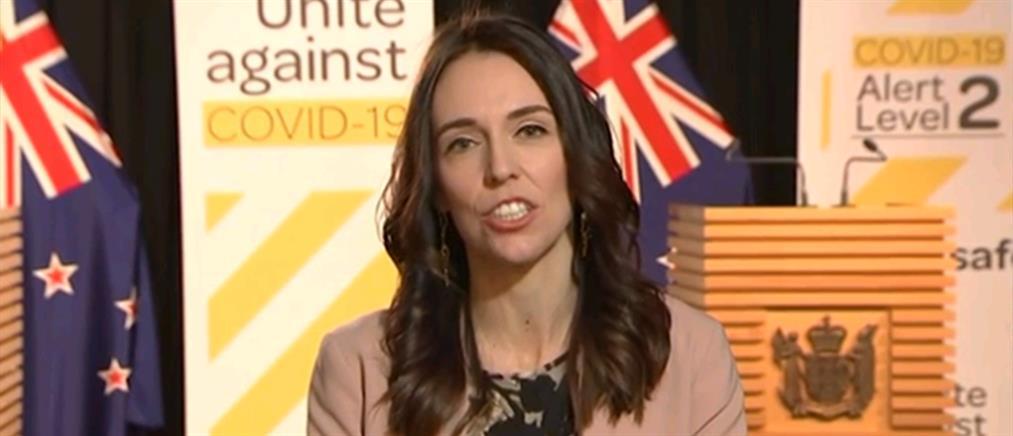 Νέα Ζηλανδία: Ο σεισμός δε διέκοψε την Πρωθυπουργό (βίντεο)
