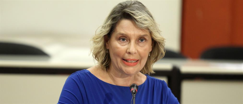 Δεν θα είναι υποψήφια με τον ΣΥΡΙΖΑ η Παπακώστα στις Ευρωεκλογές
