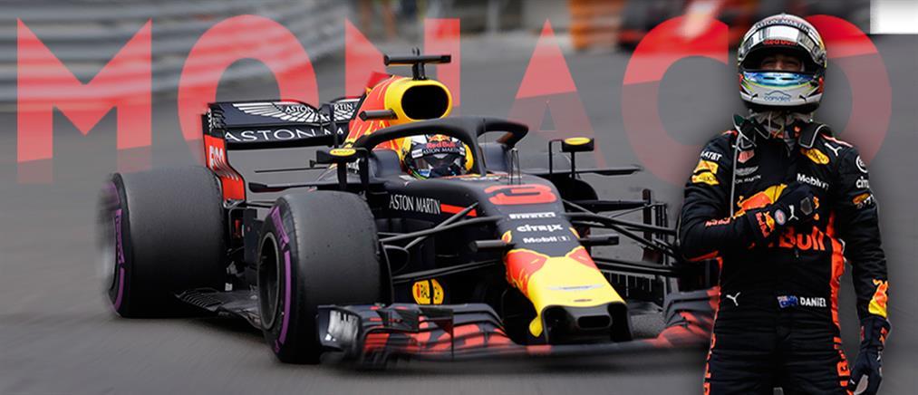 Grand Prix Μονακό: θρίαμβος για τον Ντάνιελ Ρικιάρντο
