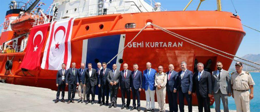 """""""Παραλήρημα"""" με απειλές του Τούρκου Αντιπροέδρου (βίντεο)"""