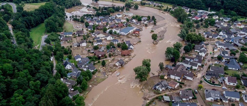Ολλανδία: Πλημμύρες απειλούν πόλεις και χωριά