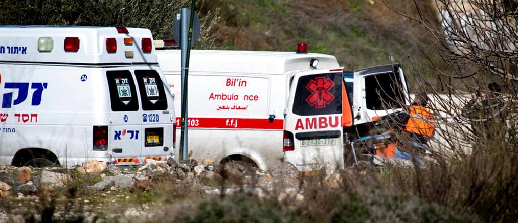 Ισραήλ: πολύνεκρη σύγκρουση λεωφορείου με παιδιά (εικόνες)
