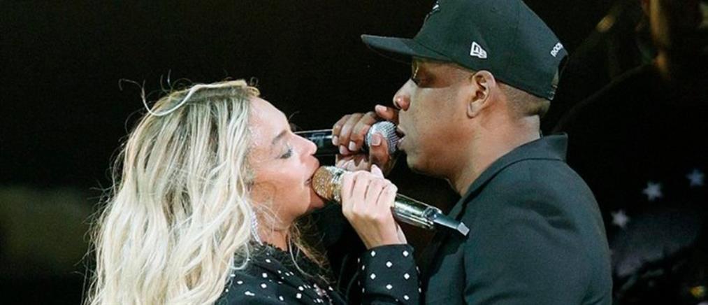 Μπιγιονσέ και Jay-Z αφιέρωσαν την συναυλία τους στην Αρίθα Φράνκλιν