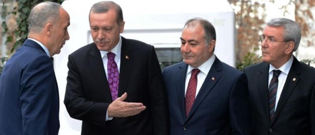 Ο Ερντογάν φέρνει τα πάνω-κάτω στην πολιτική σκηνή της Τουρκίας