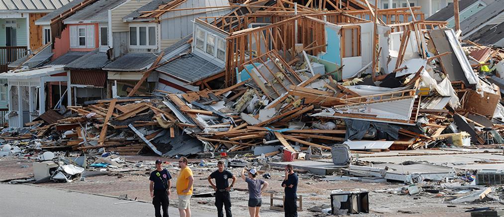 """Βρέθηκαν εκατοντάδες επιζώντες του κυκλώνα """"Μάικλ"""""""