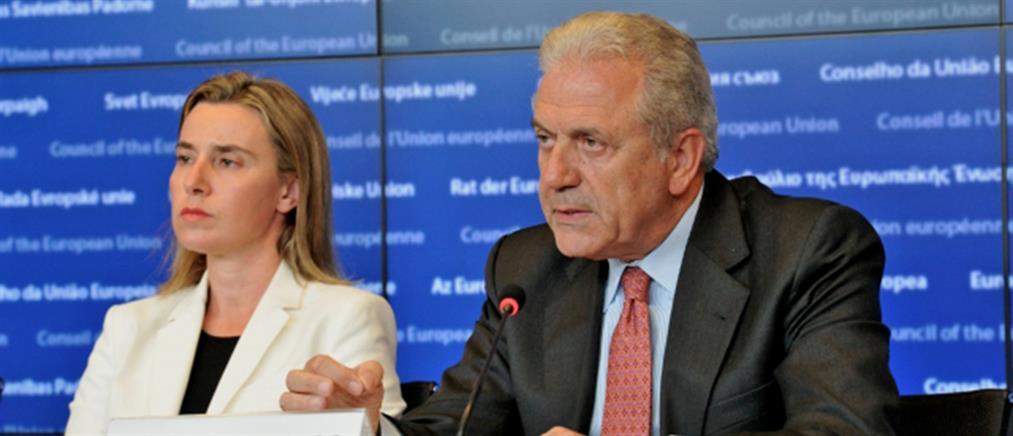 Αβραμόπουλος: Σχέδιο δράσης 10 σημείων για μεταναστευτικό από την ΕΕ