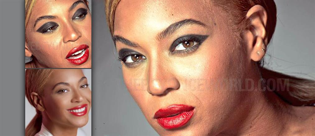 Η Beyonce χωρίς ρετούς!